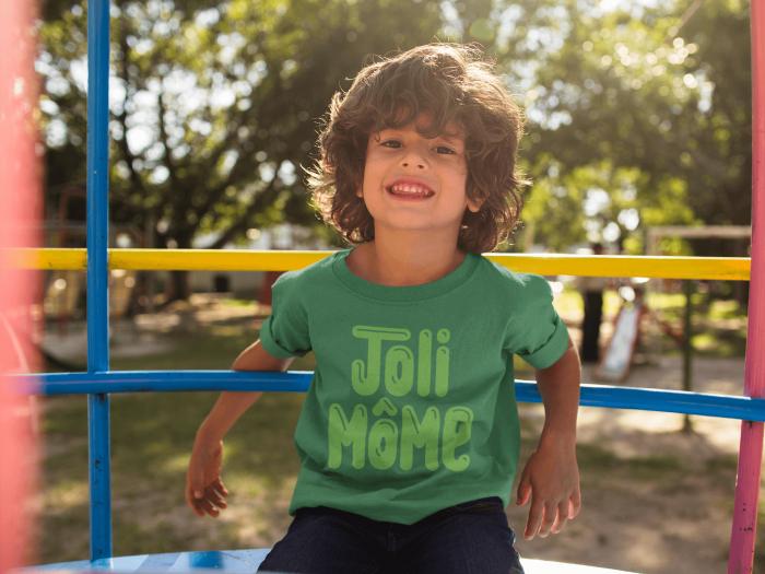 Kids T-shirt Joli Mome